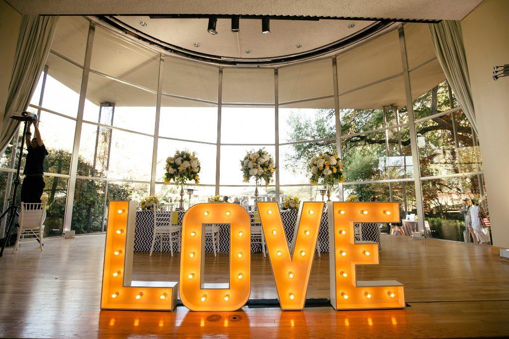 alquiler letras boda