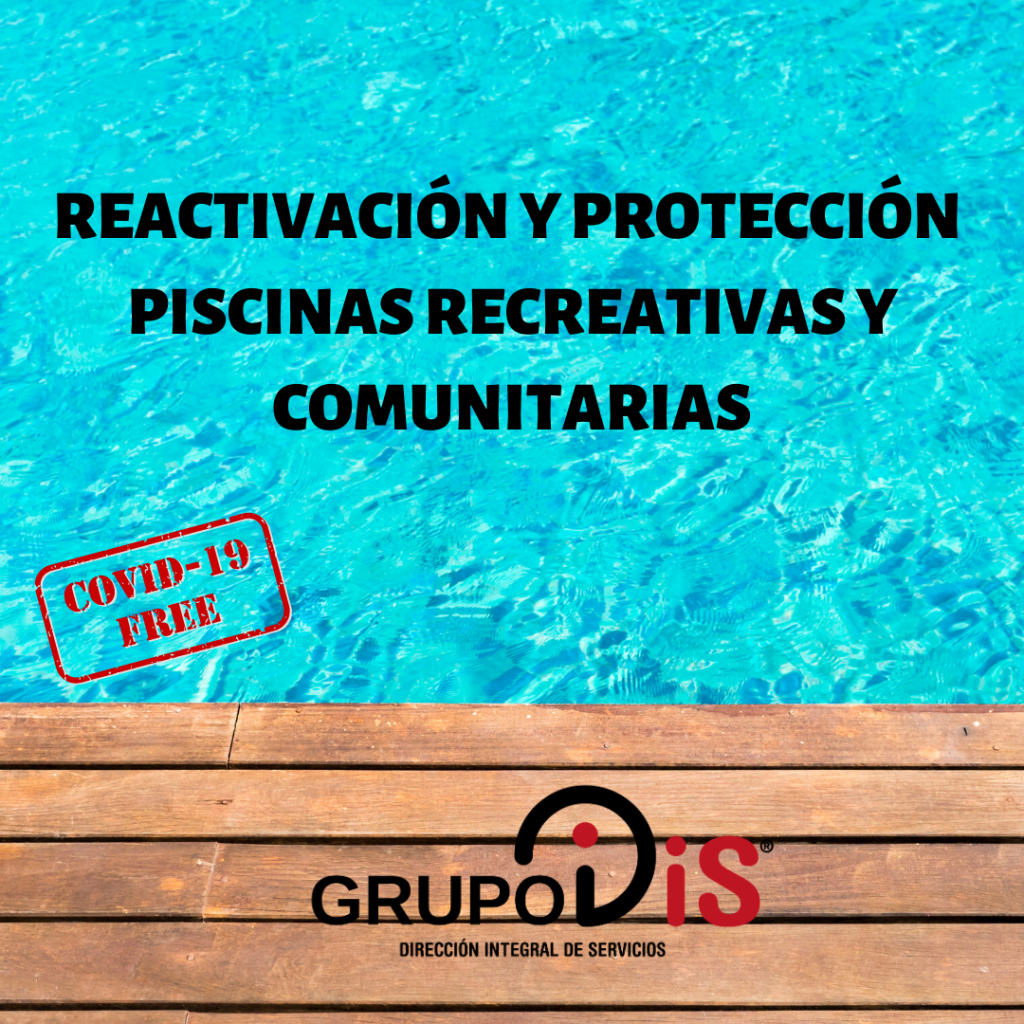 Reactivación y protección piscinas recreativas